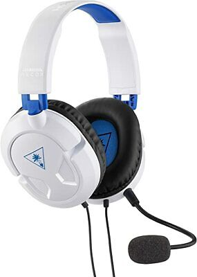 £8.99 • Buy Turtle Beach Recon 50P White Wired Gaming Headset New Sealed