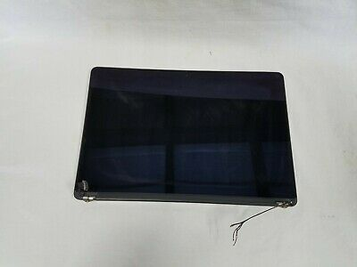 $221.31 • Buy Apple Macbook Pro 15  - Early 2013 LCD Screen Assembly W/ Clutch Cover + Hinges