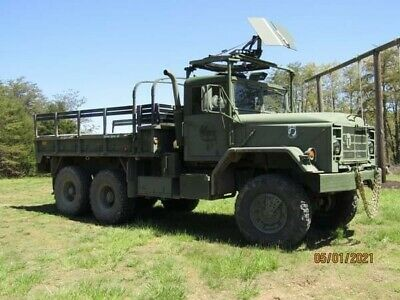 $12500 • Buy 1991 BMY 5 Ton Cargo Truck M923a2 With LWS