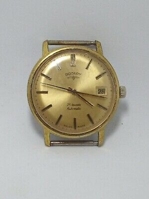 £20 • Buy Mens Vintage Rotary Automatic Watch