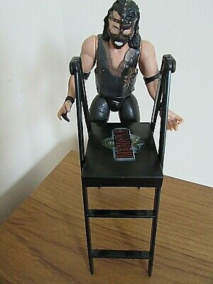 £12.99 • Buy  Wwe Wwf Mick Foley / Mankind With Ladder Accessory Wrestling Figure Dated 1996