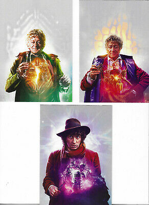 £5 • Buy 'Doctor Who: The Collection' Publicity Postcards - Three