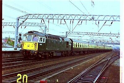 £1.95 • Buy 35mm Railway Colour Negative 33 103 At Crewe