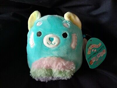 AU12.99 • Buy NEW 5  Inch Squishmallows Vanessa Red Plush Animal Squishy Collectible