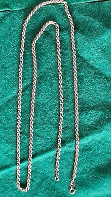 £205 • Buy 9ct Gold Rope Chain 30 Inch