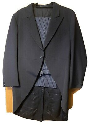 £60 • Buy Mourning Suit ( Tails Jacket) Navy