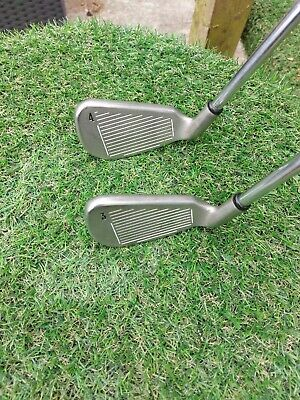 AU53.32 • Buy Golf Clubs Callaway X12s 3 And 4 Irons Good Condition.