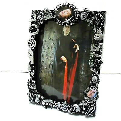 £17.99 • Buy DRACULA THEMED 5X7 PHOTO FRAME Picture Christopher Lee Gothic Horror Vampire