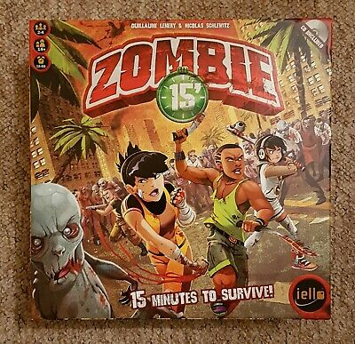 £35 • Buy Zombie 15 Board Game