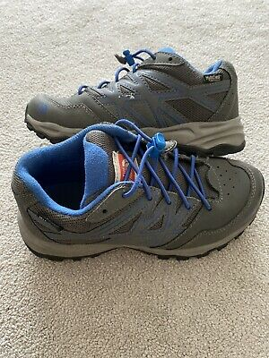 £15.99 • Buy North Face Boys Childs Girl Outdoor Walking Waterproof Boots Shoes Size 2 EU 35