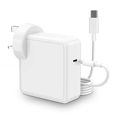 $52.10 • Buy Mac Book Pro Air Charger USB C 61W With Cable 2M Power Adapter Compatible With