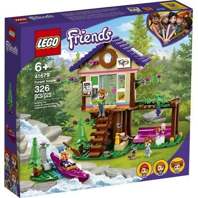 AU33.15 • Buy LEGO Friends Forest House - 41679