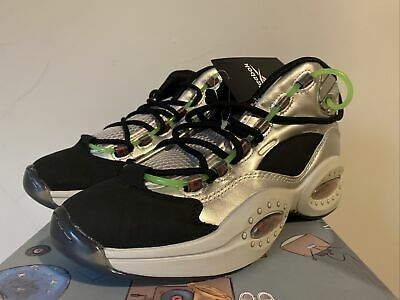 $109.99 • Buy Reebok Question Shoes Special Edition MINION  Gru's Lab Men's Shoes Size 8.5 NEW