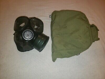 $95 • Buy M-40 MILITARY GAS MASK WITH BAG AND FILTER/ CBRN/ NBC/ Bug Out Gear