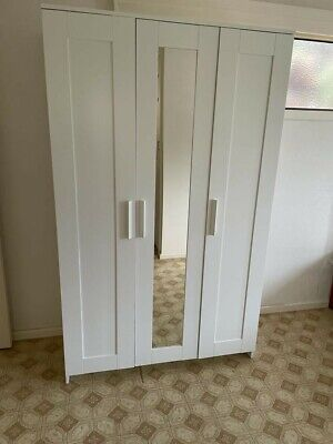 AU100 • Buy Ikea Wardrobe Assembled, Brand New Never Used .local Pick Up Oakleigh Area