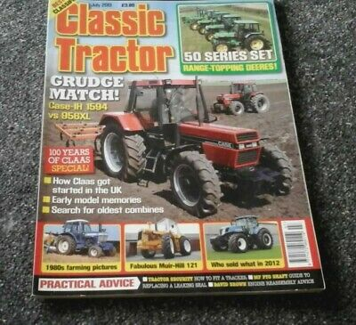 £1.20 • Buy CLASSIC TRACTOR MAGAZINE    No 147     July 2013