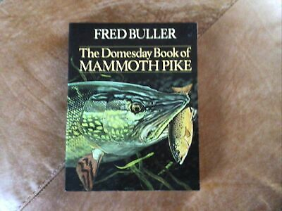 £64 • Buy The Domesday Book Of Mammoth Pike Fred Buller