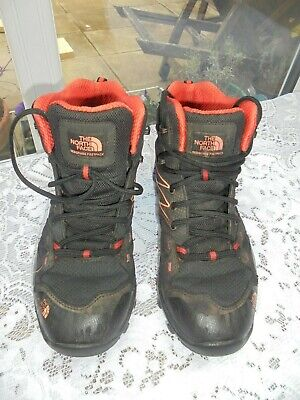 £20 • Buy Womens THE NORTH FACE HEDGEHOG GORE-TEX Walking Hiking Boots Black UK 6.5