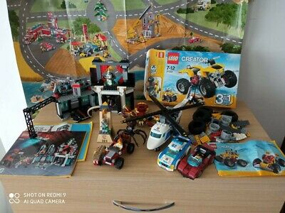£10 • Buy Lego Mixed Bundle Job Lot 60138 31022 70809 7325 Check Other Auction !!!