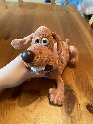£5 • Buy Official Trixie Creature Comforts Aardman Dog Small Plush