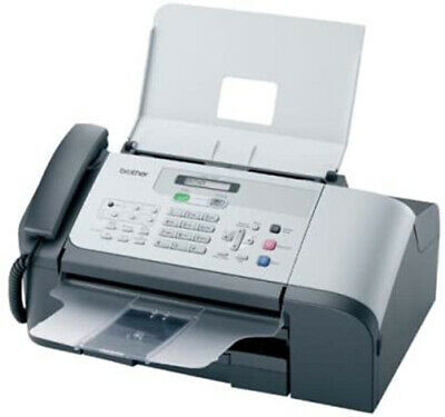 £33.12 • Buy Brother FAX-1360 Inkjet Fax With Integrated Telephone Handset