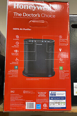 £70.42 • Buy Honeywell HPA201 True HEPA Large Room Air Purifier With Allergen Remover