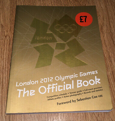 £3.99 • Buy London 2012 Olympic Games The Official Book
