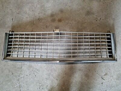 AU100 • Buy Holden Lh Lx Torana Grill Grille Front End Nose Cone Slr 5000 A9x Hatch Ss Coupe