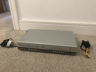 £35 • Buy Lg V271 Video & Dvd Player Recorder Combi Tested
