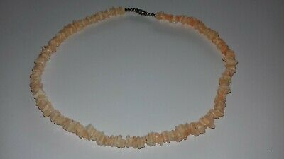 £5 • Buy Beautiful Antique Coral Necklace