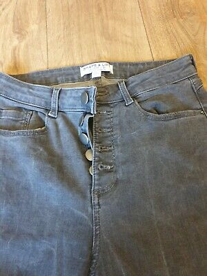 £1.20 • Buy Shape And Lift Dorothy Perkins Size 12 Flared Jeans