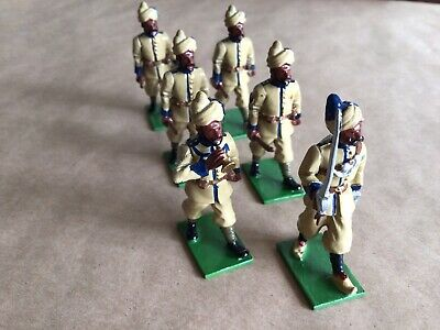 £10 • Buy Boxed Set Of Britains Toy Soldiers. 57th Wilde's Rifles 8954