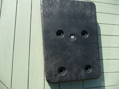 AU36.80 • Buy Outboard Motor Bracket Replacement Pad.