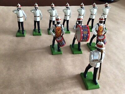 £15 • Buy Boxed Set Of Britains Toy Soldiers. The Bahamas Police Band 5187.