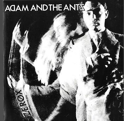 £4 • Buy Adam And The Ants - Xerox / Whip In My Valise Picture Sleeve 7'' Vinyl DUN 8