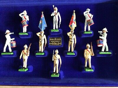 £15 • Buy Boxed Set Of Britains Toy Soldiers. The Royal Marines 5289