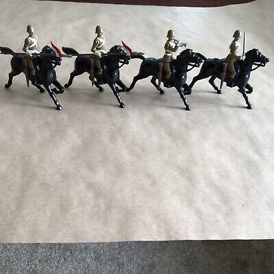 £15 • Buy Boxed Set Of Britains Toy Soldiers. The Empress Of India's 21st Lancers 8807