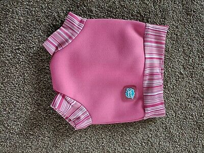 £1.50 • Buy Splash About Pink Happy Nappy Small 0-3 Months