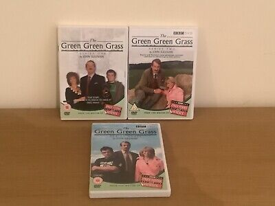 £10.99 • Buy The Green Green Grass - Series 1-3 DVD Tested Free Postage
