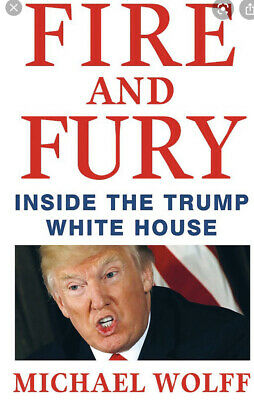AU1.83 • Buy Michael Wolff  Fire And Fury  Book