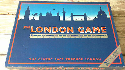 £8 • Buy The London Game Board Game  The Classic Race Through London