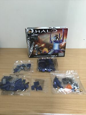 £19.99 • Buy Mega Bloks Halo Covenant Watch Tower Contents Sealed But No Instructions