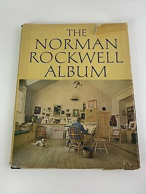$ CDN26.53 • Buy The Norman Rockwell Album Oversized Hardcover Book Doubleday Is A Unique And Tru