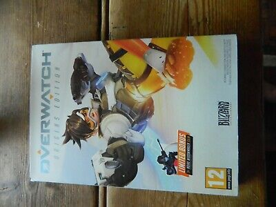 AU18.85 • Buy Hcg6 OVERWATCH ORIGINS EDITION Pc Game In Gate Fold Case BLIZZARD Age 12