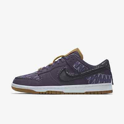 """$ CDN346.79 • Buy Nike Dunk Low N7 By Lyle Thompson Size 10M """"Order Confirmed"""""""