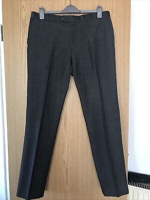 """£3.50 • Buy Mens Taylor & Wright Grey Trousers W36"""" L33"""""""