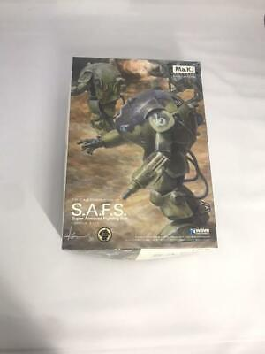 $130 • Buy WAVE 1/20 Maschinen Krieger Ma.K S. A.F.S. Super Armored Fighting Suit [Unused]
