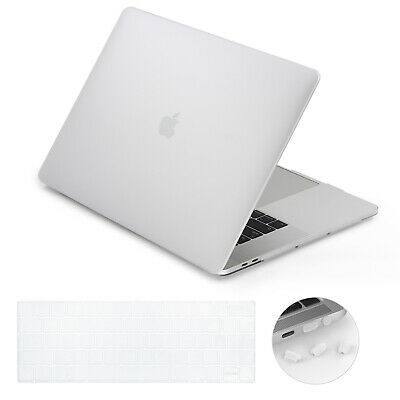 $9.99 • Buy Matt Hard Shell Case Cover OR Trackpad Protector For MacBook Pro 15 A1707 A1990
