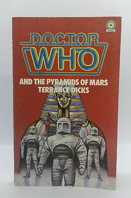 £12 • Buy Doctor Who The Pyramids Of Mars. Target Publication 1982. EXCEPTIONAL Copy