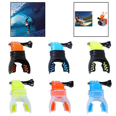 AU16.39 • Buy Silicone Action Camera Holder For GoPro Hero 7 8 6 5 Diving Accessories